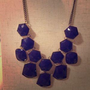 Jewelry - Purple stone necklace
